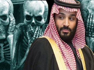 Bin Salman Crimes Being Ignored