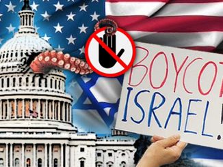 No Boycott of Israel Allowed