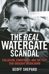 Real Watergate Scandal, Shepard