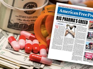 big pharma greed
