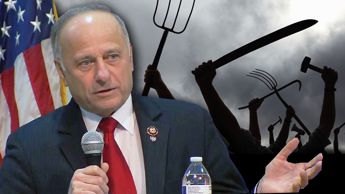 Rep. Steve King vilified