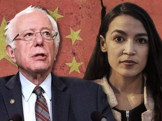 Ocasio-Cortez and Sanders
