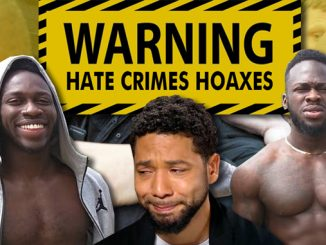 hate crimes hoaxes