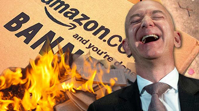 Amazon book banning