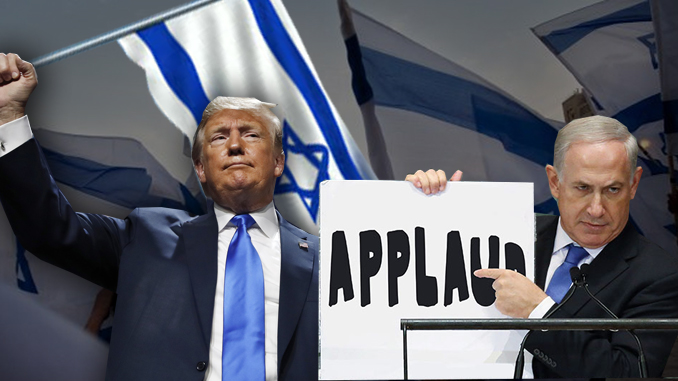 Trump and Bibi