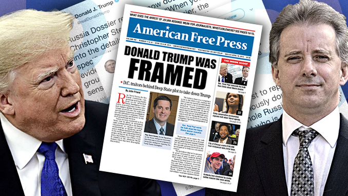 Trump Was Framed