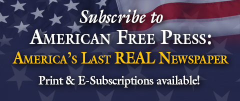 Subscribe to America's last real newspaper