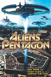 Aliens at the Pentagon DVD