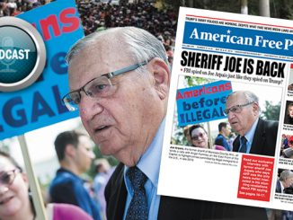 Sheriff Joe is Back! AFP Issue 21 & 22