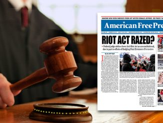 Riot Act Razed?