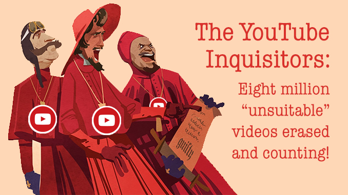 YouTube Inquisition