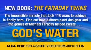 Faraday Twins ad