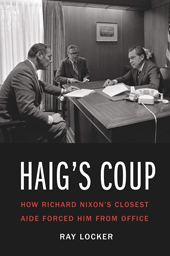 Haig's Coup, Ray Locker