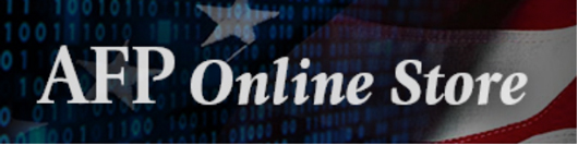 Check out the AFP Online Store