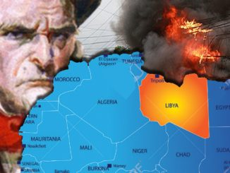 US meddling in Libya backfires