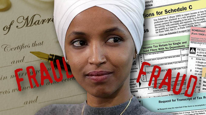 Rep. Omar Fraud?