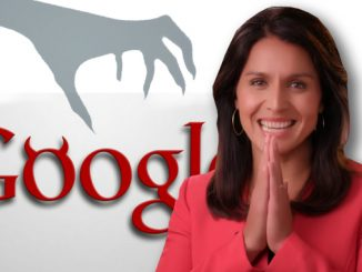 Gabbard vs. Google