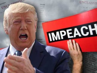 impeaching trump