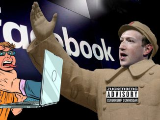 Zuckerberg publisher, censor