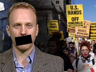 Max Blumenthal arrested