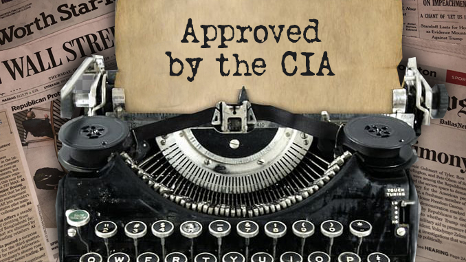 CIA Journalists
