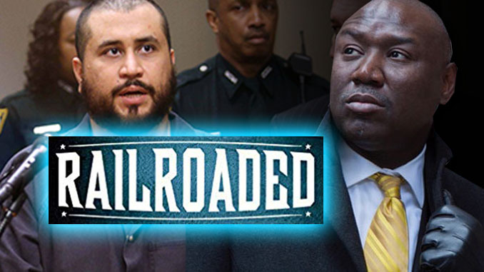 Zimmerman railroaded