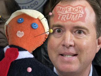 Schiff's Plans for Trump