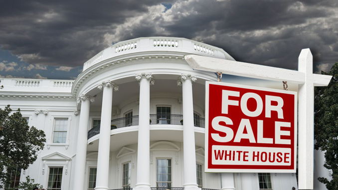 White House for sale?