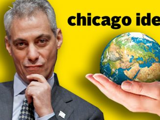 Emanuel - mayors run the world