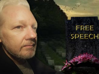 Assange, and Free Speech, May Die