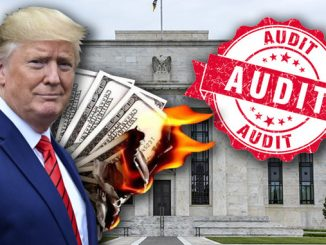 Trump budget, audit the Fed