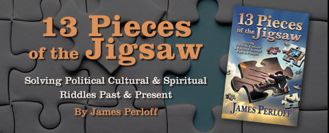 13 Pieces of Jigsaw, Perloff book