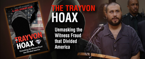 Trayvon Hoax book and video
