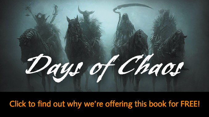 Days of Chaos Subscription Offer
