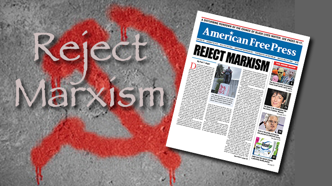 Reject Marxism Issue 29&30