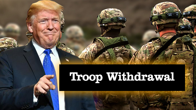 Troop Withdrawal