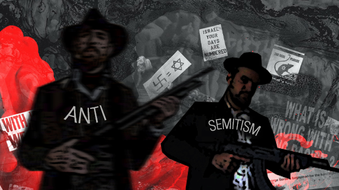 Weaponizing Anti Semitism