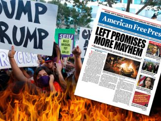 Left promises violence post-election