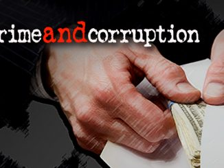 Crime and Coruption articles banner