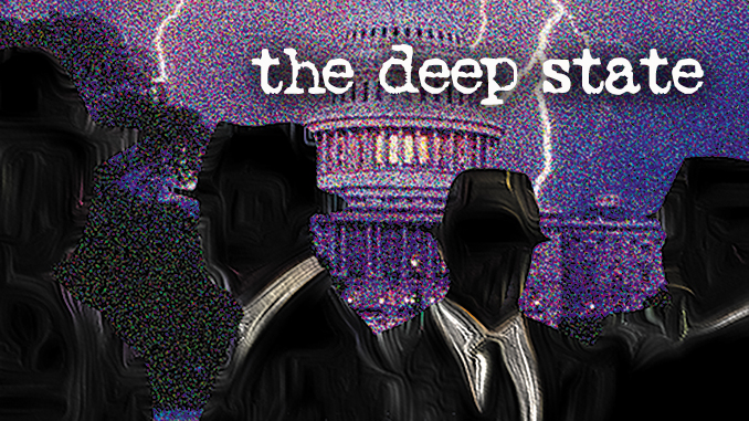 Deep State Banner