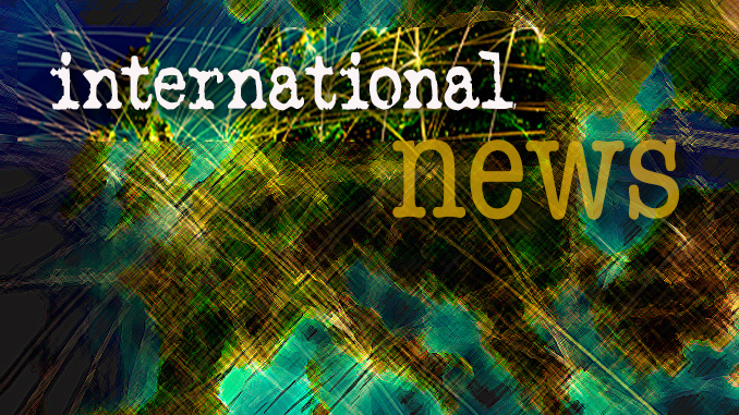 International News articles banner